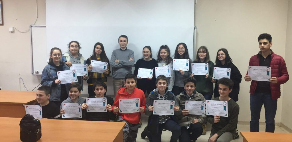 Hızlı ve Anlamlı Okuma 6. Grup Eğitimleri Tamamlandı